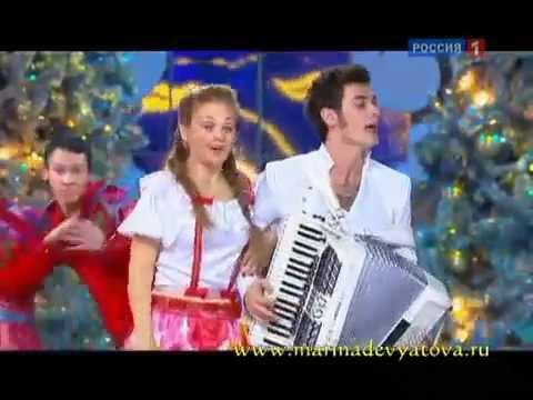 В роще пел соловушка - Марина Девятова и Петр Дранга