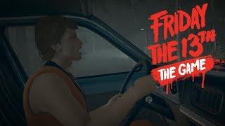 ゆるい4人とイケメン再び ~Friday the 13th:The Game