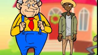 MALCOLM X - THE HOUSE NEGRO AND THE FIELD NEGRO (2015 CARTOON )
