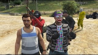Grand Theft Auto V (Ps3) C/inscritos Sabado maluko!!!