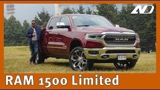 Ram 1500 Limited ⭐️ - Para el patrón del patrón