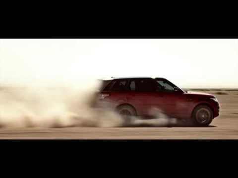 Nuova Range Rover Sport. Empty Quarter Driven Challenge