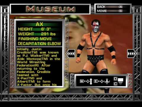 WWE RAW Legends Edition 2008 PC Game: Wrestlers