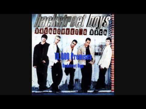 Backstreet Boys - 10,000 Promises (HQ)