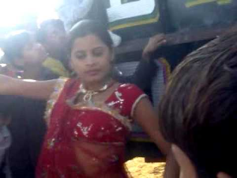 Desi Dance in village gril