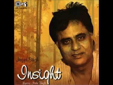Jeevan Kya Hai (hd) - Jagjit Singh - Ghazal (album : Insight) W Lyrics (english) video