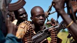 South Sudan faces famine, potential genocide in civil war