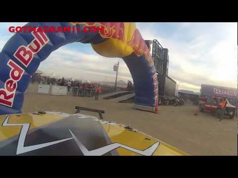 ERIK MILLER MAKES A SMOKING QUALIFYING PASS AT 2013 KING OF THE HAMMERS