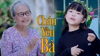 Bé Mai Vy ♫ Cháu Yêu Bà ♫ Nhạc Dành Cho Bé Cho Gia Đình