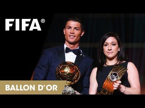 HIGHLIGHTS: FIFA Ballon d'Or 2014 TV SHOW (long)