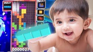 Baby's First Tetris