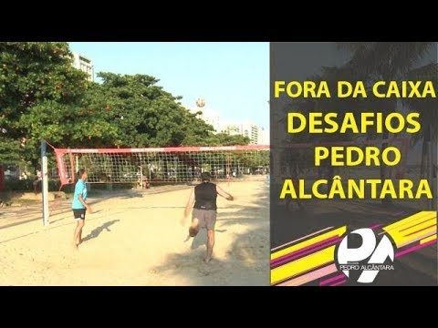 Fora da Caixa - Desafio Pedro Alcântara