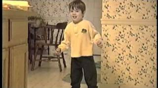 Little Tyler sure knows how to dance. And fart.