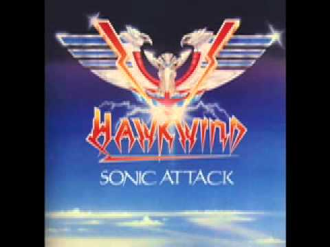 Hawkwind - Living on a Knife Edge