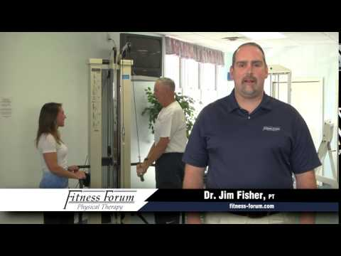 Fitness Forum Commercial Jim Fisher