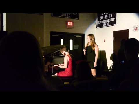 Sonya Talent Show - Caravel Academy 2014