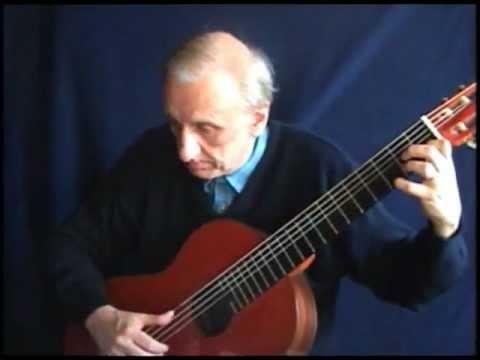Silvius Leopold Weiss - Menuet by Cesar Amaro