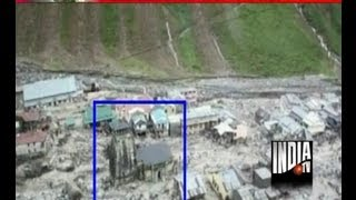 Kedarnath shrine stands alone amidst death and destruction, Part 1