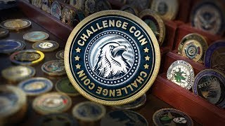 FULL MEASURE: March 24, 2019 - Challenge Coins