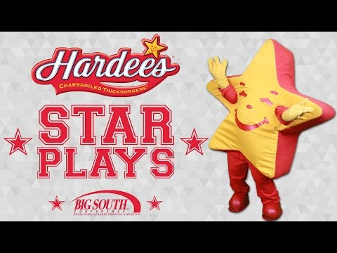 Hardees Star Plays, 5/26/16