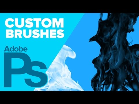 0 Custom Brushes in Photoshop