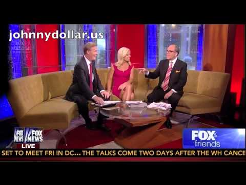 Fox & Friends Says Goodbye to the Curvy Couch!