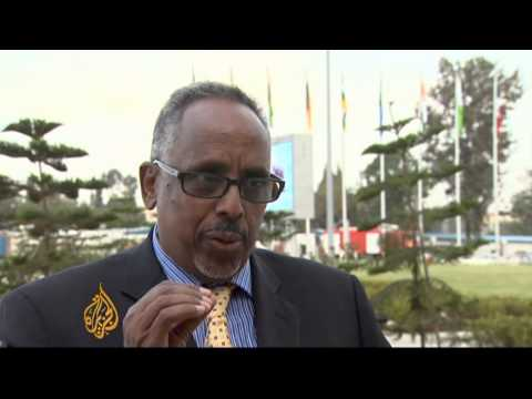Foreign aid pushes Ethiopia economy growth