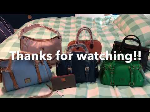I spent over $1000 in 7 days on Dooney & Bourke!!!