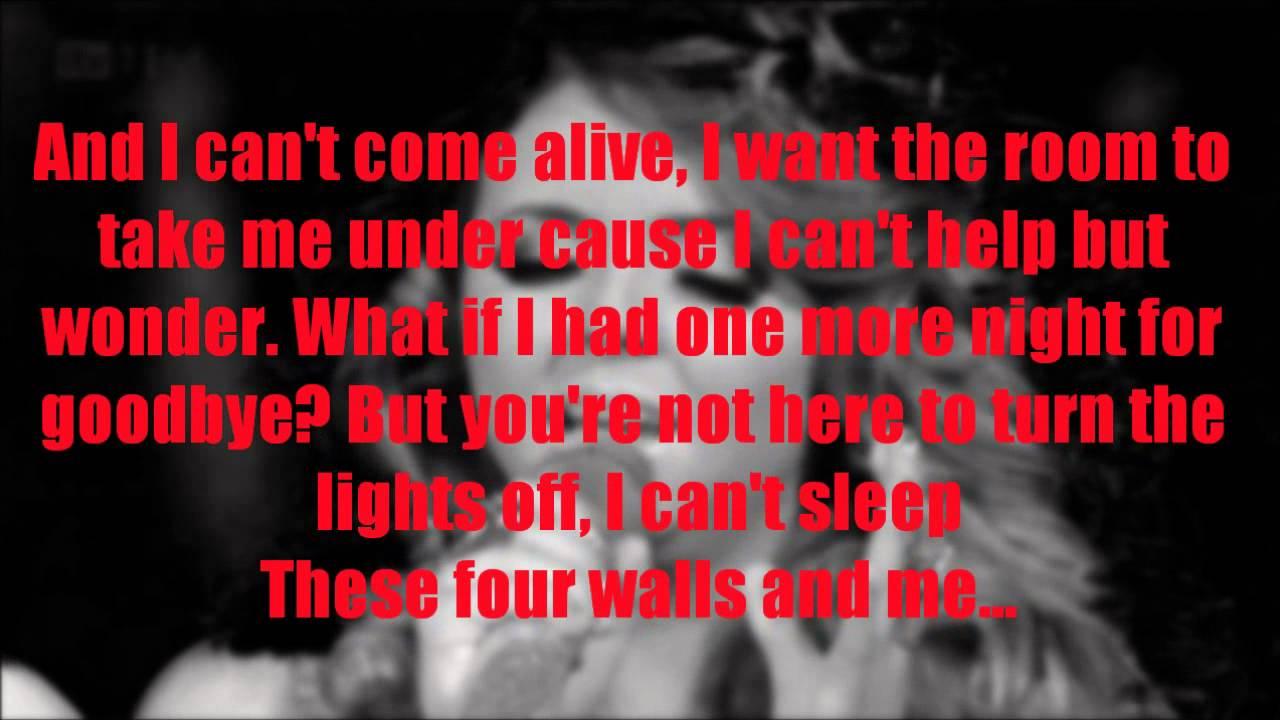 Little mix these four walls lyrics video youtube