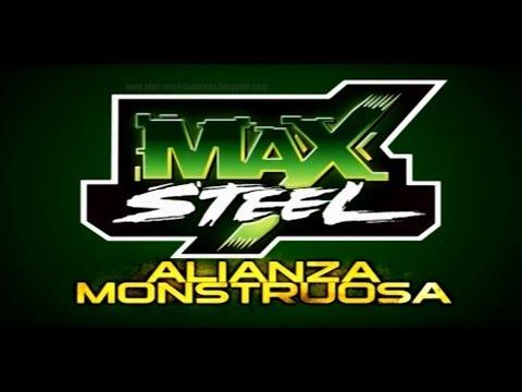 Max Steel Alianza Monstruosa (2013) pelicula completa en español latino
