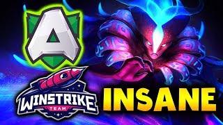 ALLIANCE vs WINSTRIKE - INSANE GAME! - STARLADDER ImbaTV Minor 2 DOTA 2
