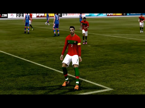 FIFA 12 - Cristiano Ronaldo Skills & Goals (NoCopyright version) (HD)