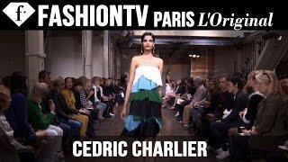 Cedric Charlier Spring/Summer 2015 Runway Show   Paris Fashion Week PFW   FashionTV