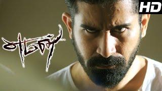 Yaman Tamil Movie scenes | Vijay Antony hits Meenakshi sundaram and Charle | Vijay Antony Mass Scene