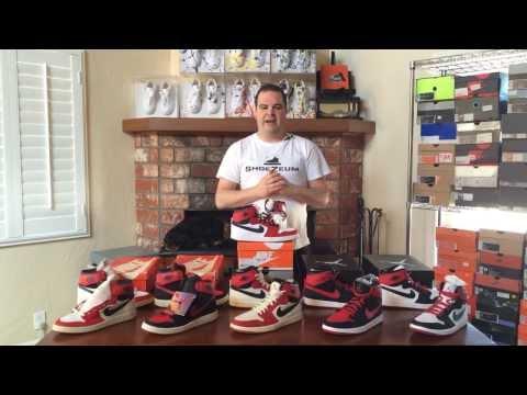ShoeZeum 12 Differences Between AJKOs and Air Jordan 1s