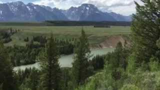Grand Tetons National Park: Snake River lookout