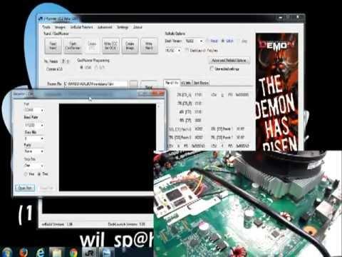 RGH XBOX 360 SLIM CORONA V2 - DASH 16202 - DGX 1.0S