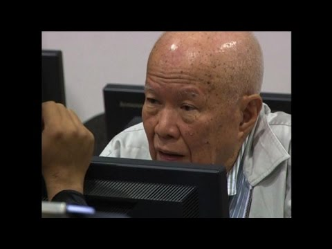 Genocide trial of Khmer Rouge leaders begins in Cambodia