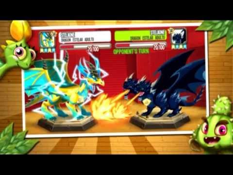 Combinaciones Dragón Tierra [Dragon City]