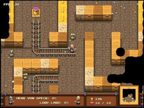 Catacomb Snatch Walkthrough - Final Version - Mojam Notch Humble Bundle