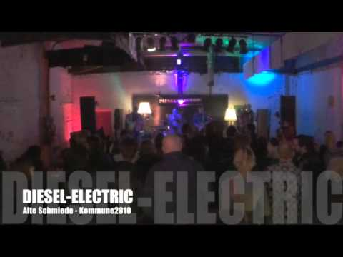 DIESEL-ELECTRIC - Colonized Mind (Cover)