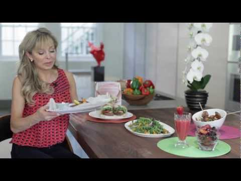 Healthy, nutritious recipes for pregnant women from Annabel Karmel