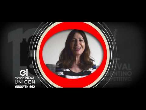invitación al 13° TANDIL CINE - Mercedes Morán
