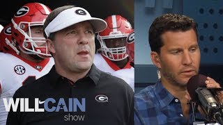 Will Cain: Georgia will be next college football dynasty   Will Cain Show   ESPN