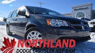 Walk Around 2018 Dodge Grand Caravan |  Northland Dodge | Auto Dealership in Prince George BC