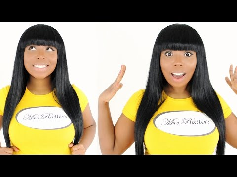 FULL SEW IN NO LEAVE OUT - (FULL DVD TUTORIAL)