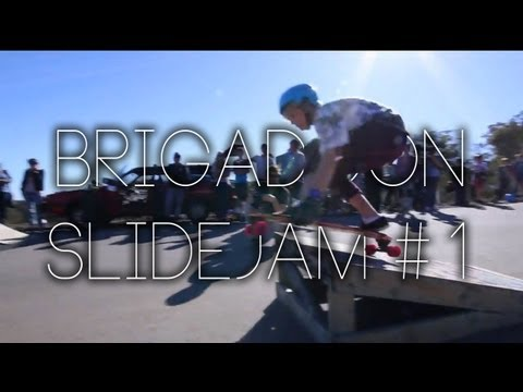 Perth Brigadoon Longboard Slide Jam