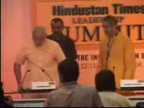 Narendra Modi fights back