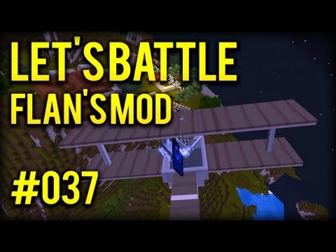 Let S Battle Minecraft S8 037 Jungfernflug Flan S