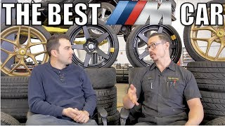 BMW Technician Tells Mercedes Tech The Best M-CAR Under $20,000 + Answering Subscriber Car Questions